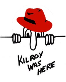 Kliroy_was_here+redhat