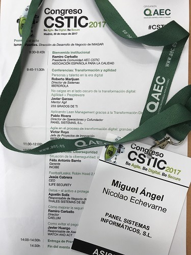 Congreso CSTIC17