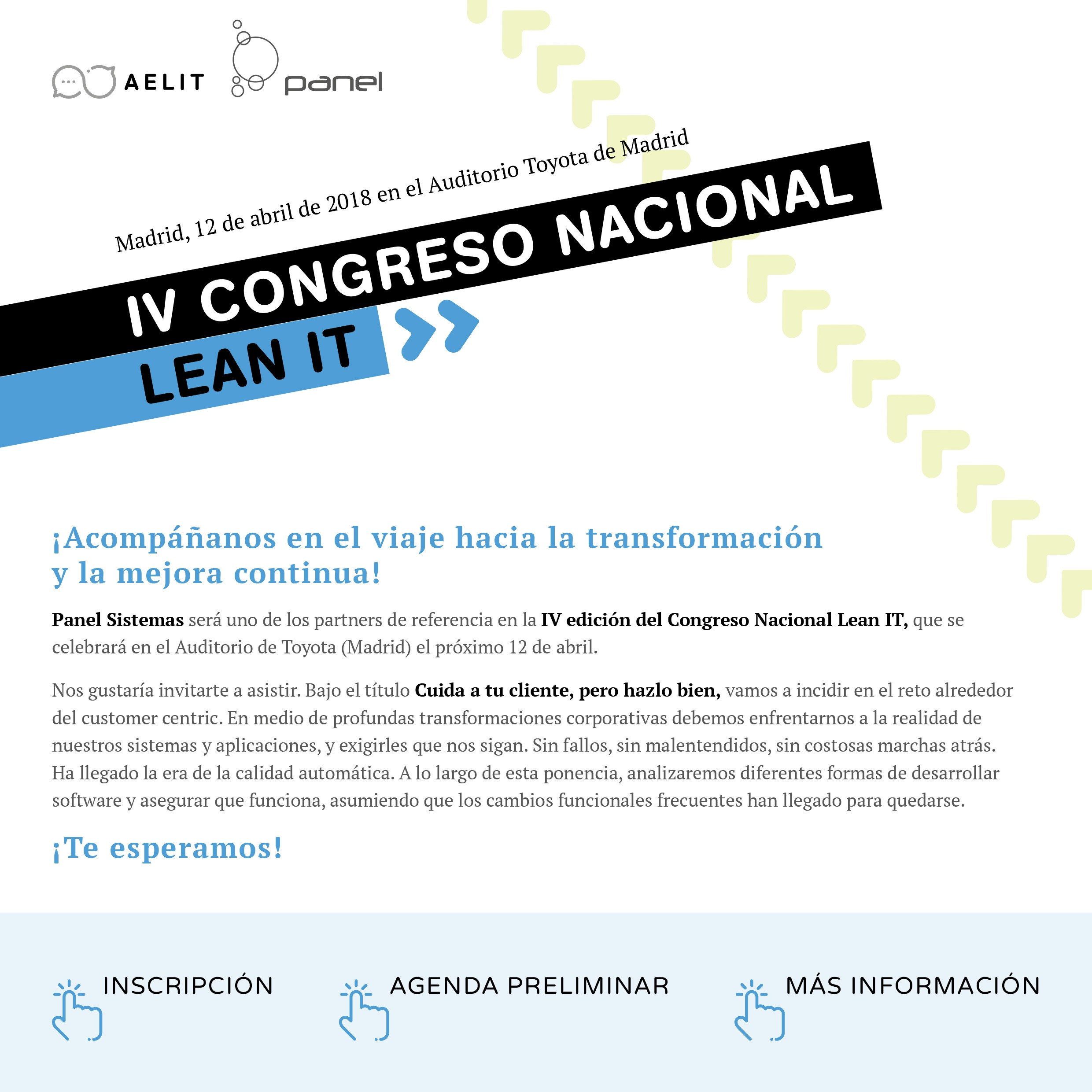 Congreso Lean IT