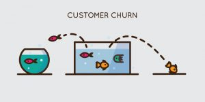 Big Data y aprendizaje automático para controlar el Churn rate.