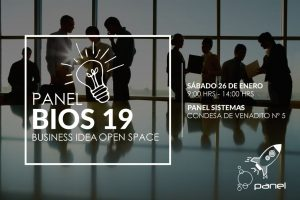 Panel did its first Open Space under the name BIOS19